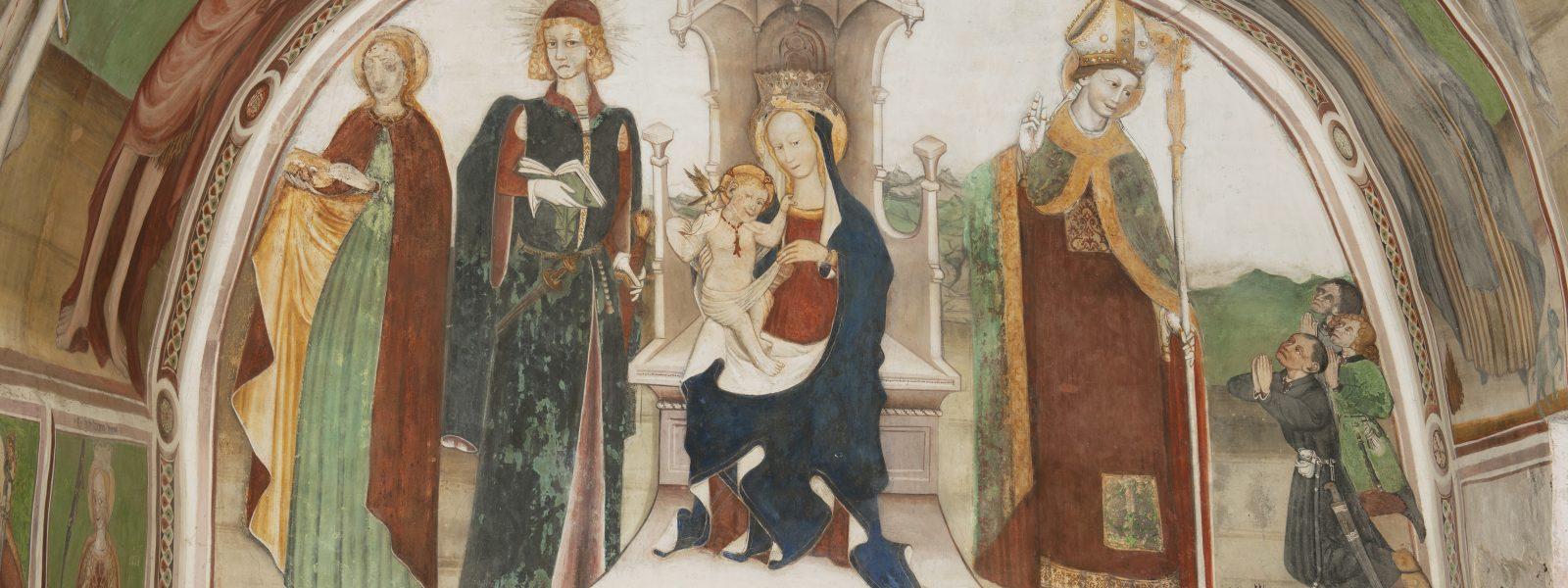 Cappella di San Giulio a Forno - Foto di Enso Isaia